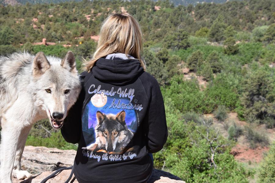 Spirit wolf t-shirt